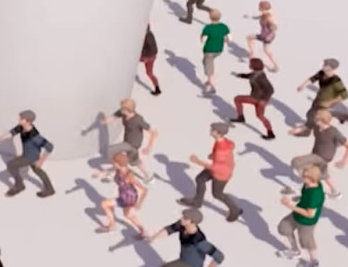How to Create a Running Crowd with Cinema 4D, Mixamo & X Particles