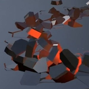 A sample of concepts covering dynamic simulations in C4D